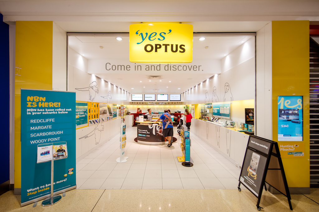 Optus – Peninsula Fair
